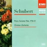 SCHUBERT PIANO SONATAS D 958 / D 960