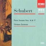 SCHUBERT PIANO SONATAS D 845 / D 850