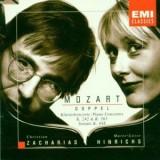 MOZART PIANO CONCERTOS K. 242 / K. 365